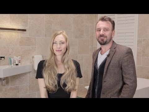 Nice 'n Easy: How to Get Natural Looking Light Blonde Hair at Home with Colour Blend Foam Hair Dye - YouTube