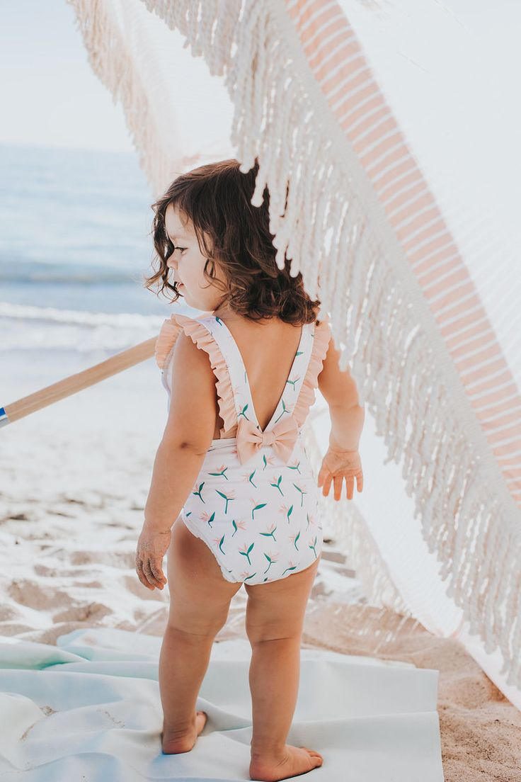odorable baby swimsuit