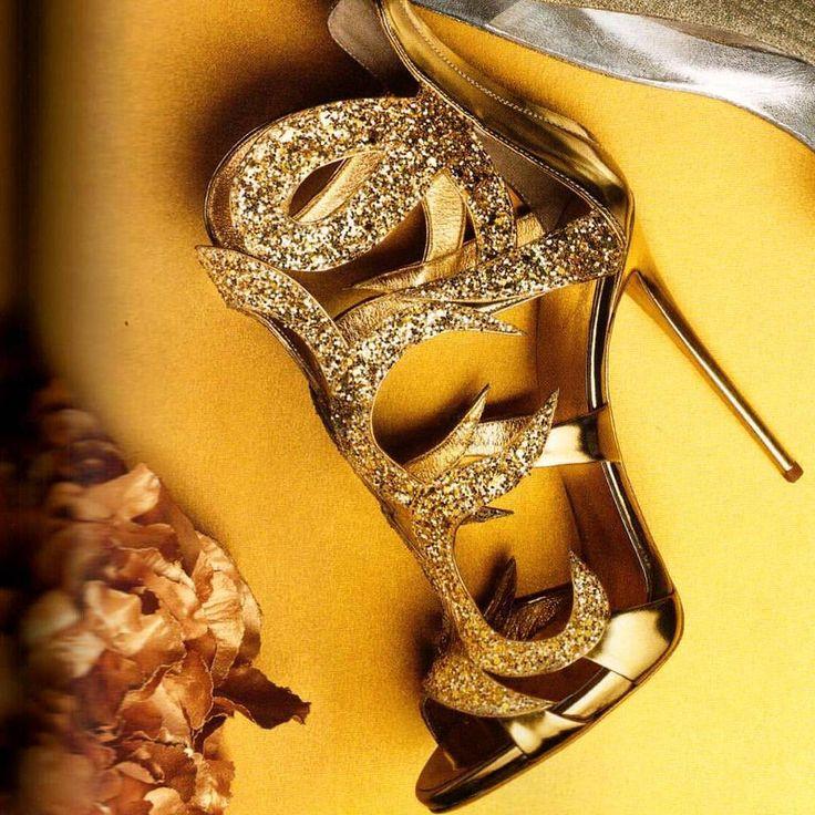Giuseppe Zanotti Design: Giuseppe for Printemps: discover the custom-made BEATRIX sandal.