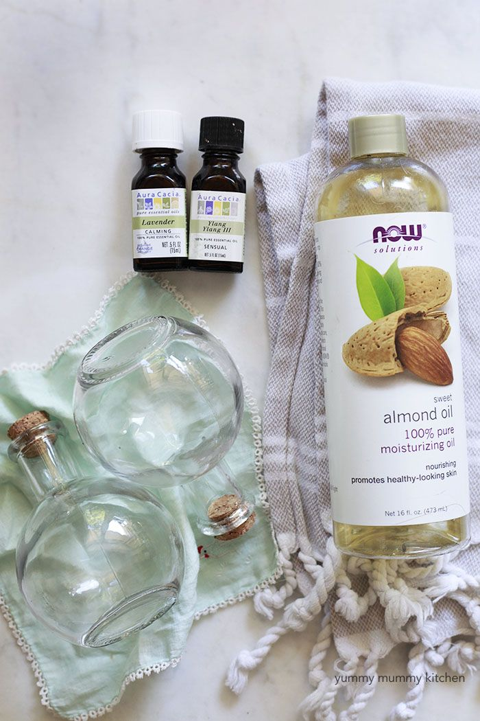 How to Make Body Oil with Essential Oils