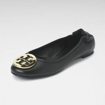 I'm learning all about Tory Burch Flat Shoes at @Influenster!