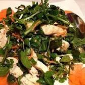 Image result for watercress tofu salad