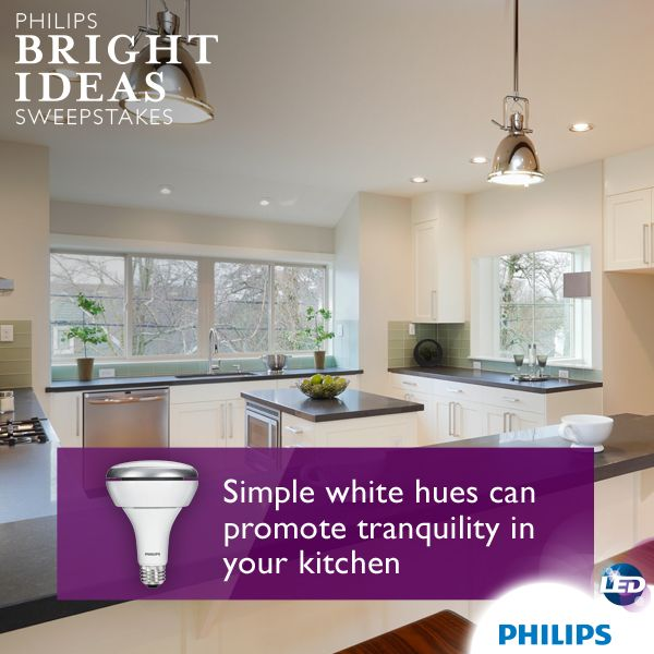 Elegant Philips Kitchen Lights - Taste
