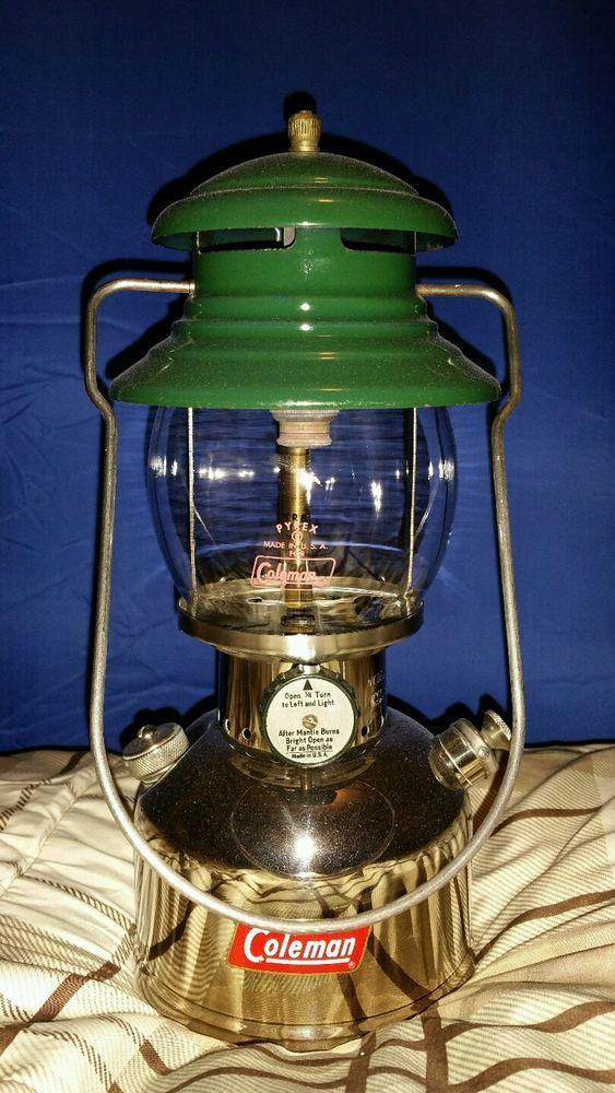 Coleman lantern model 202 professional 5/55 vintage