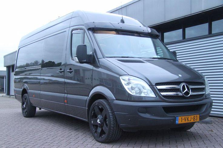 Mercedes Benz Sprinter 319 L3H2 (afgerond)