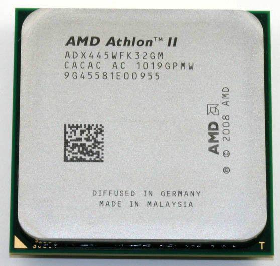 Free Shipping Athlon II X3 445 3.1Ghz Triple-Core Processor Socket AM3 938-pin
