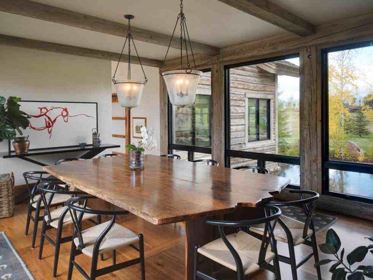 Современные столовые в дизайне интерьера