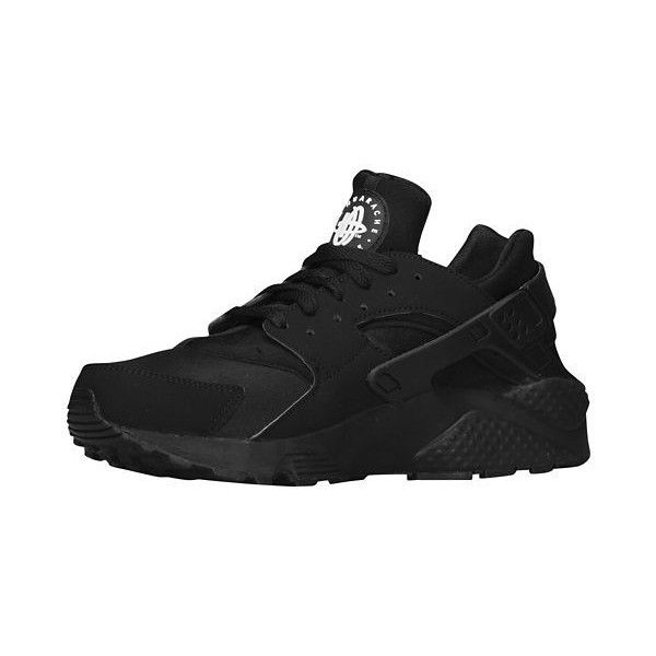 Nike Air Huarache Men's ❤ liked on Polyvore featuring men's fashion, nike, shoes, mens shoes, nike mens shoes and mens leather shoes