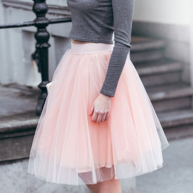 PRETTIEST PINK SKIRT