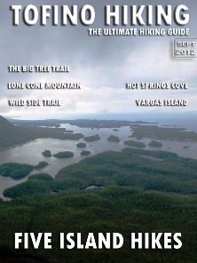island hikes cover - tofino ucluelet hiking