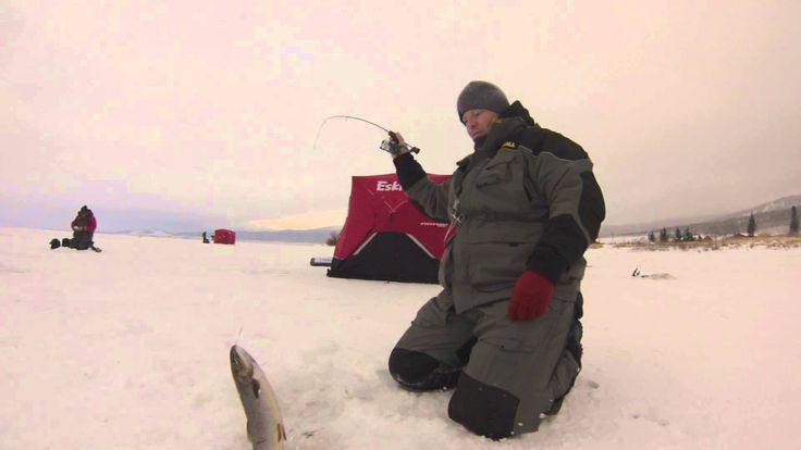 1000 images about cool ice fishing on pinterest idaho for Ice fishing idaho