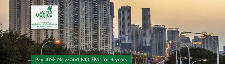 Book Residential Apartments in Sethi Group Venice Call@9560187799 http://goo.gl/KSvAbQ