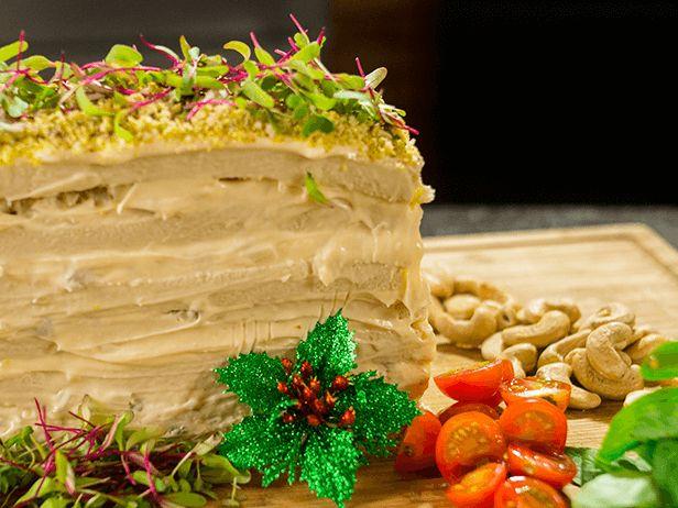 A torta fria de atum é uma ótima dica para uma festa com os amigos. Rápida e deliciosa. Chef: Luiza Hoffmann