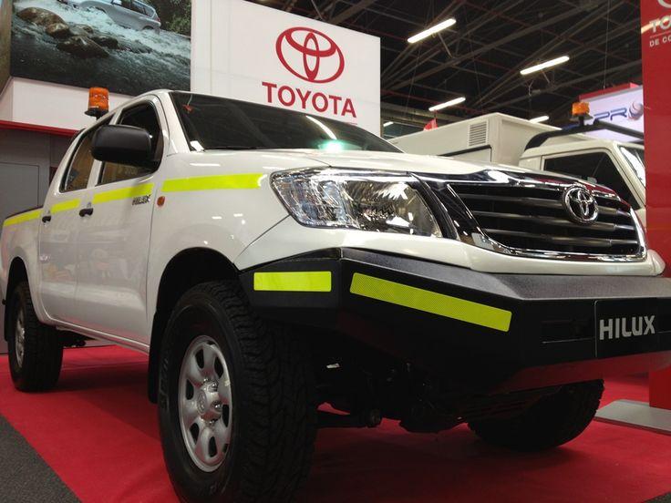 Bomper Delantero Safari Accesorios Colombia Toyota Hilux