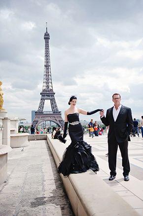 Paris Elopements Photography By Rochellecheever