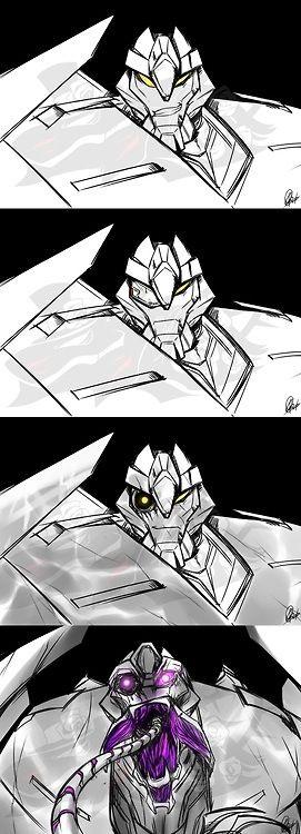 Transformers Prime - How Breakdown Did Change✶ #TransformersPrime #TFP #TV_Show