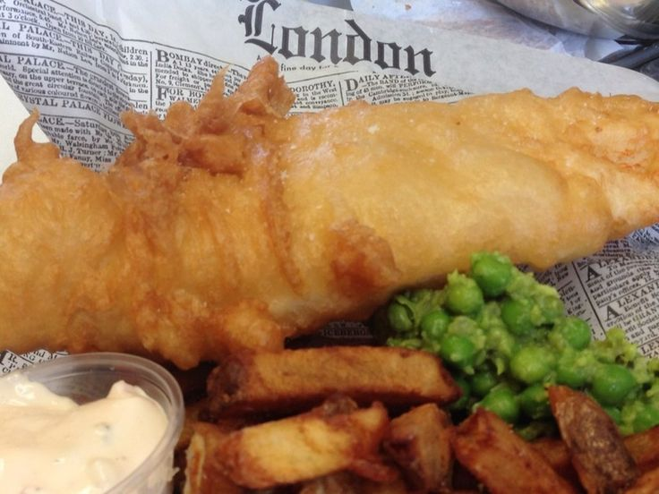 Proper british fish n 39 chips by nosh food truck wedding for Fish as food