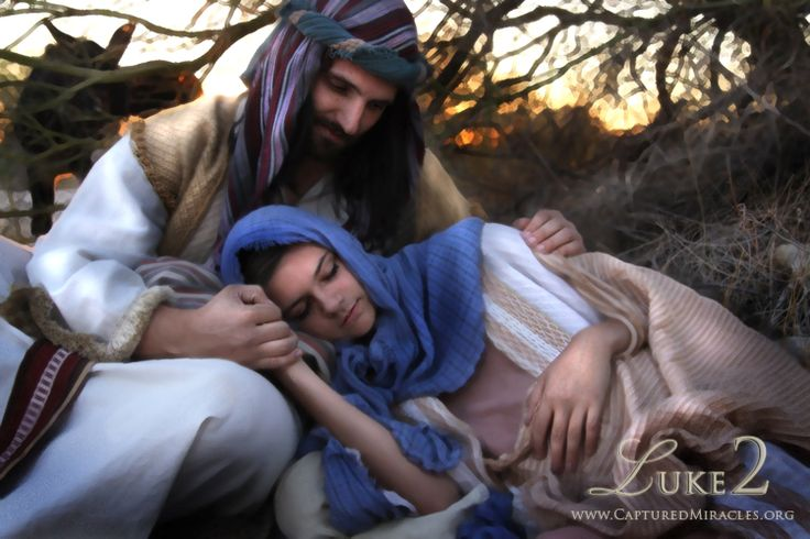 Joseph and Mary on the journey to Bethlehem  Luke 2 Collection | Captured Miracles. This fine art photography collection, by Helen Thomas Robson, portrays the birth of Christ. This unique, intimate view of the beginning of Christ's life on this earth.