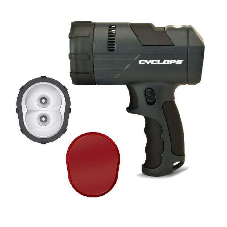 Cyclops Revo Battery Operated LED Handheld Spotlight - 900 Lumen - CYC-X900H