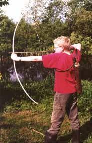 Lav din egen langbue :: Bue og pil - Traditionel Bueskydning og Jagt med Bue ::