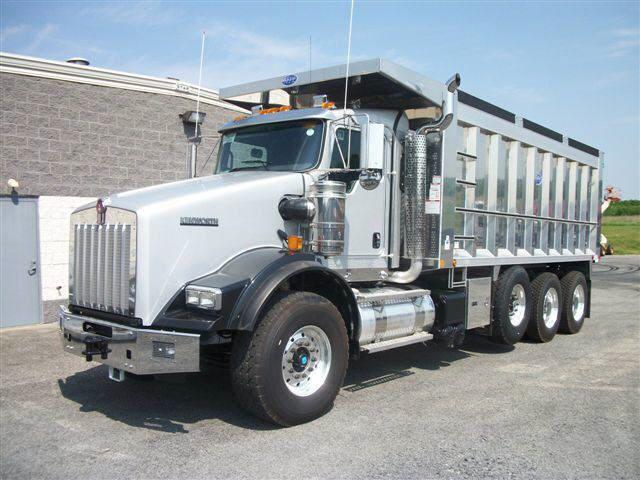 dump trucks for sale | 2013 Kenworth Dump Truck T800 for sale