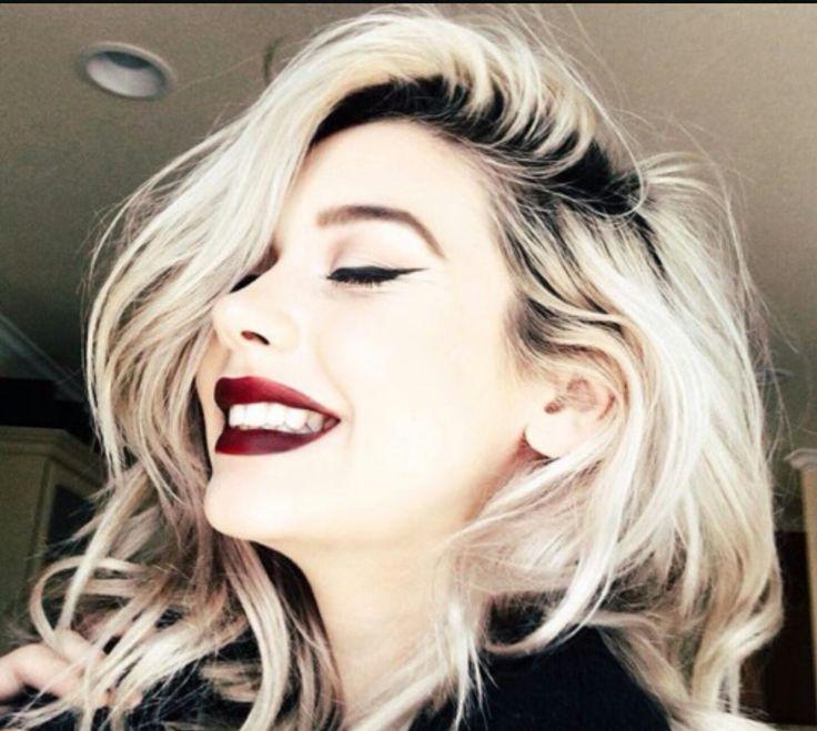 Lipstick Color For Fair Skin Blonde Hair Todayss