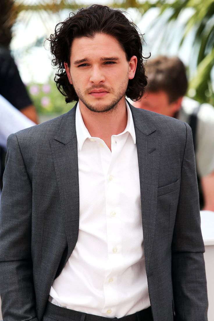 Pedigree: With curls like that, it's easy to believe that Kit is the descendant of King Charles II through his maternal grandmother, Lavender Cecilia Denny. Despite his lofty connections, Harington had a fairly middle class education, studying drama at Worcester Sixth Form College and the Central School of Speech and Drama. CV: Currently making like the hoi polloi on HBO's hit series Game of Thrones by doing his best gruff Northern accent to play everyone's favourite grump, Jon Snow. - ...
