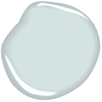 raindrop - A touch of gray adds softness to this fresh-as-a-spring-shower shade of blue. Tranquil and sophisticated, it blankets walls in cool intensity.