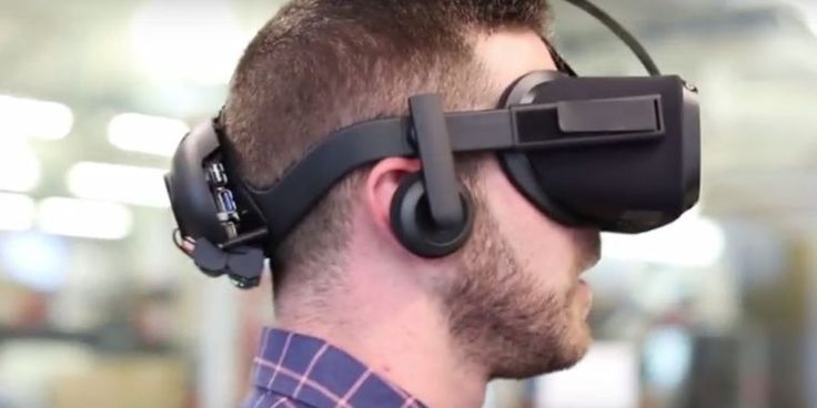 "An early look at the untethered, ""inside-out"" future of virtual reality."