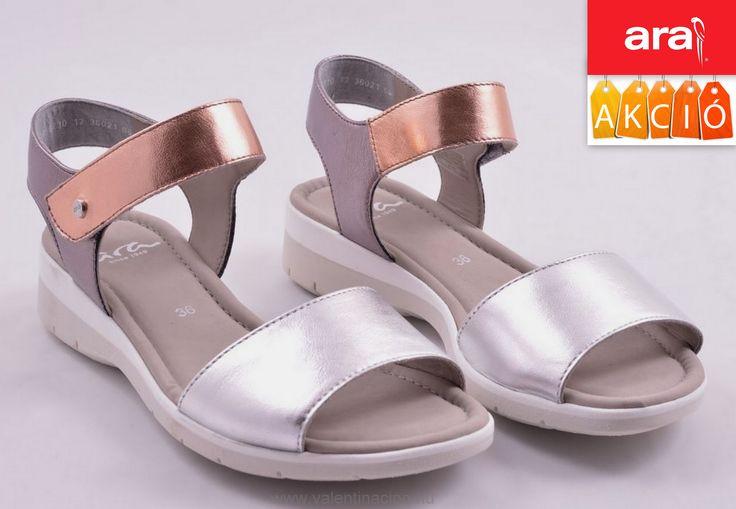 Akciós Ara női szandál, a Valentina Cipőboltokban és webáruházunkban!  http://valentinacipo.hu/ara/noi/metal/szandal/142350840  #ara #ara_szandál #ara_cipőbolt #Valentina_cipőbolt #ara_webshop