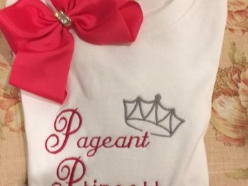 Items For Sale: Pageant T-Shirts http://ift.tt/1T2736Z
