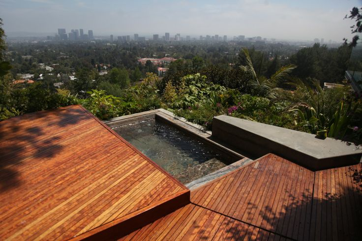 James Goldstein residence - Los Angeles