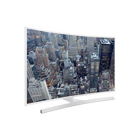"""Kaunis valkoinen televisio, sulautuu tyylikkään kodin sisustukseen! """"Powerfi #lahjaidea"""