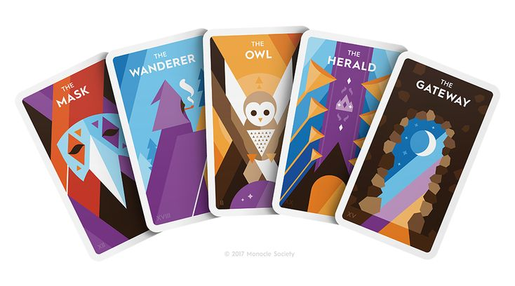 We picked up a copy of WEAVE at PAX Unplugged and it has absolutely beautiful design! As another game that works with physical pieces paired with an app, we're keen to see how this part-tarot, part-digital RPG game plays out.