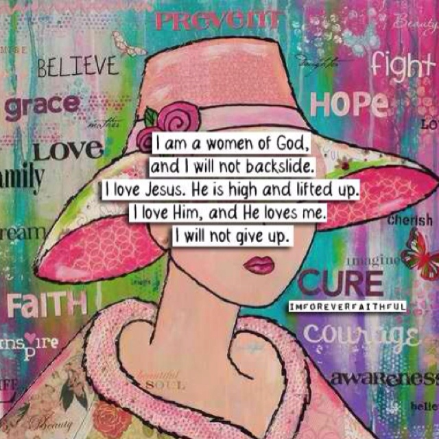 i am a woman of god quotes - photo #23