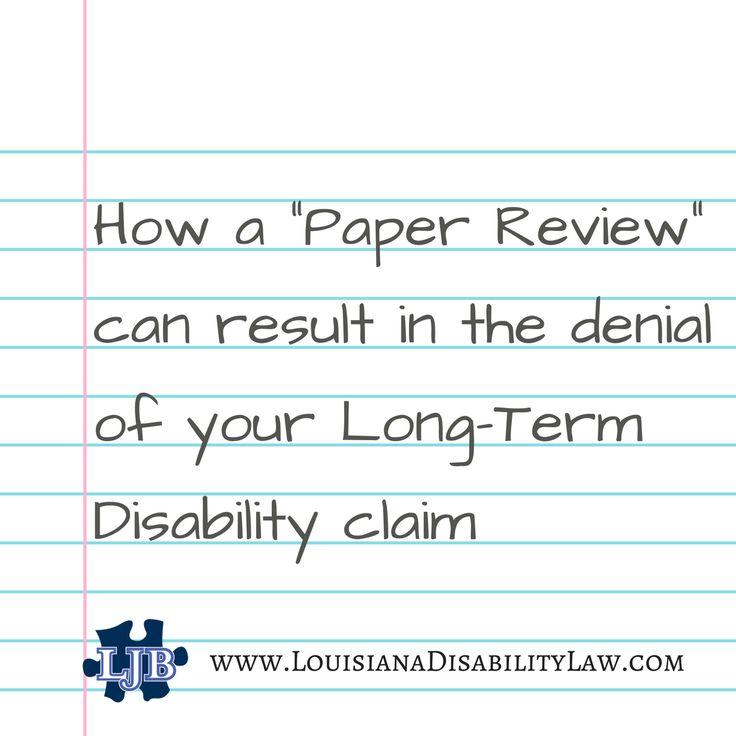 What are the differences between long-term and short-term disability?