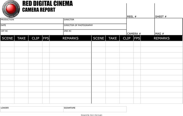 Red Camera Report, Arri, Alexa, Cam Report, Digital Cinema Report,