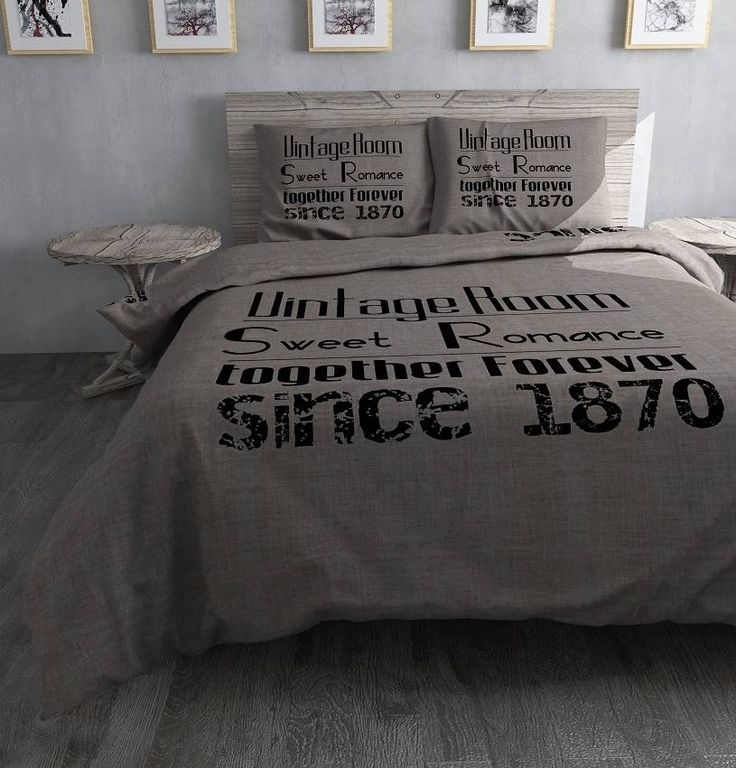 Sleeptime Dekbedovertrek Vintage Room