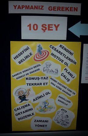 Yapmanız gereken 10 şey