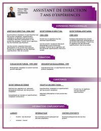 11 best mod le de cv images on pinterest resume - Telecharger open office windows 8 1 gratuit ...