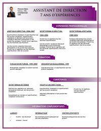 Modele cv gratuit a imprimer - Telecharger open office 3 3 gratuit francais ...