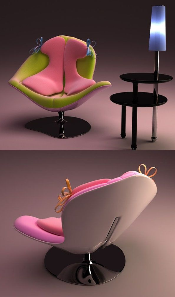 476 best furniture images on pinterest chairs funky for Ultra modern italian furniture