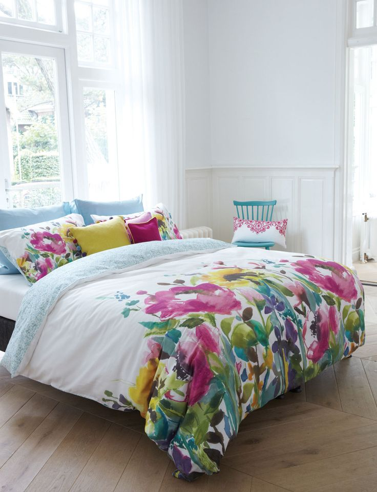 Discover The Bluebellgray Giverny Duvet Cover Super King At Amara