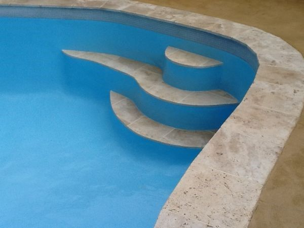 Best 25 Pool Paint Ideas On Pinterest Walkway Lights Fire Pit On Pavers And Concrete Pathway