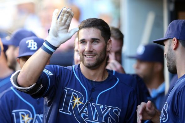 "Kevin Kiermaier, ""Outlaw"" in Tampa Bay Rays Outfield"