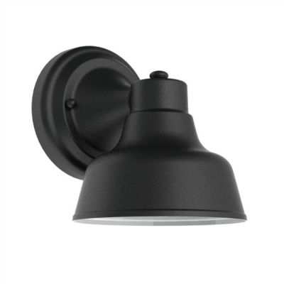 Bowie wall sconce mini barn light shade barn light electric · exterior lightingbasement