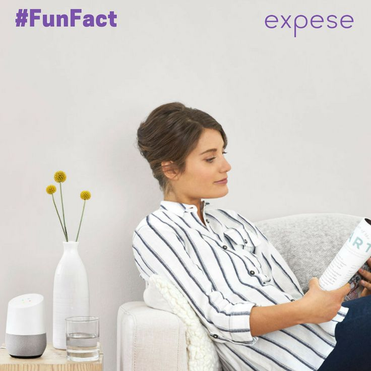Did you know Google Home can play music from Spotify and even make phone calls? Try it tomorrow, sign up for Expese today. #funfact #iot