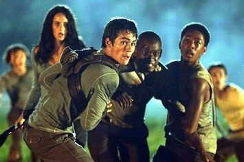 "11 Things You Won't See In The Movie Adaptation Of ""Maze Runner""...still loved the movie though!!!"