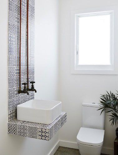 7 best Déco WC images on Pinterest Bathroom, Bathrooms and Guest