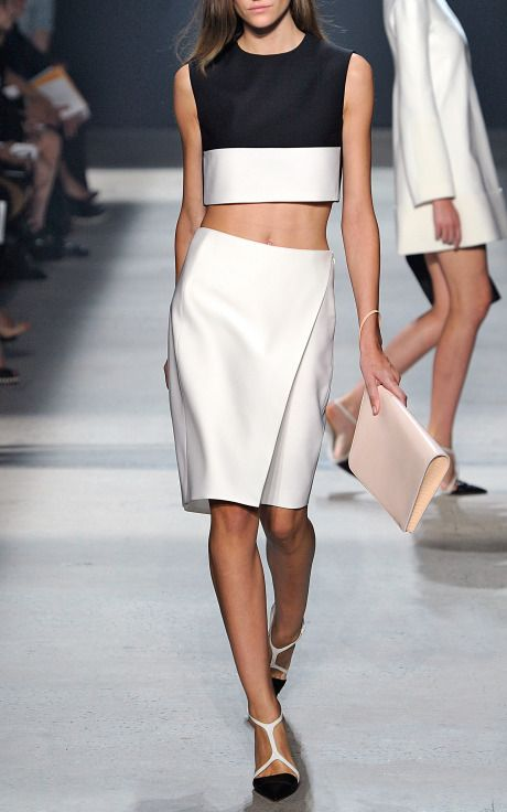 Narciso Rodriguez Spring/Summer 2014 Trunkshow Look 4 - Moda Operandi